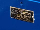 1908 Franklin Model G Touring  - $