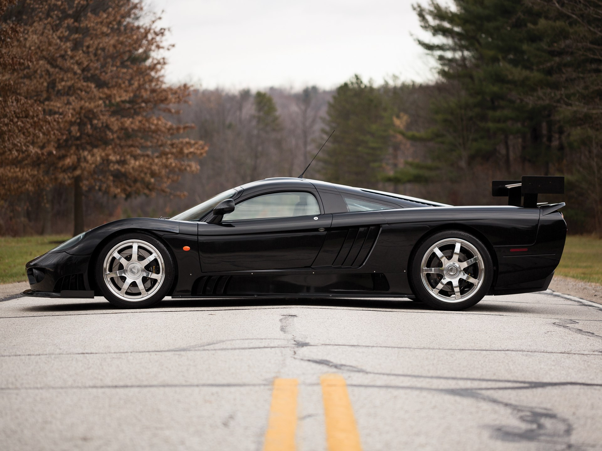 RM Sotheby s 2005 Saleen S7 Twin Turbo petition Package