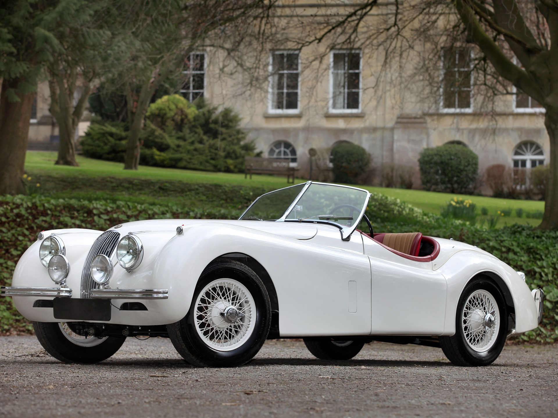 1953 Jaguar XK120 Roadster