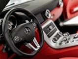 2012 Mercedes-Benz SLS AMG Roadster  - $