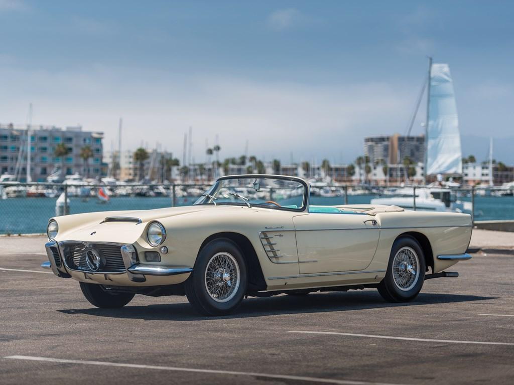 1959 Maserati 3500 GT Spyder by Frua