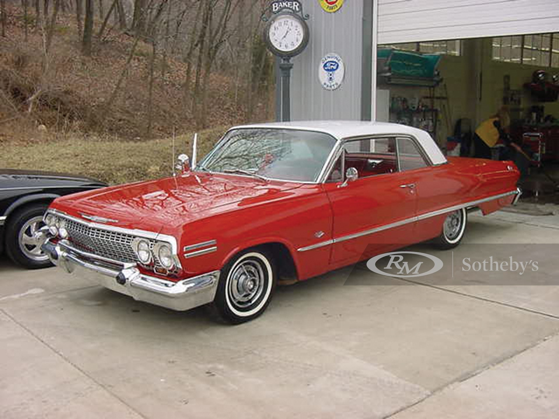 1963 Chevrolet Impala SS 2D  -