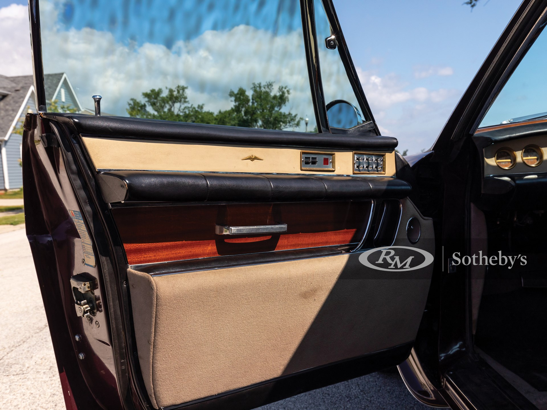 1966 Duesenberg Model D Concept  -