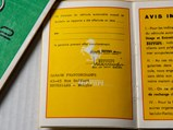 Ferrari 365 GT4/2+2 Owner's Manual and Warranty Booklet, 1973 - $