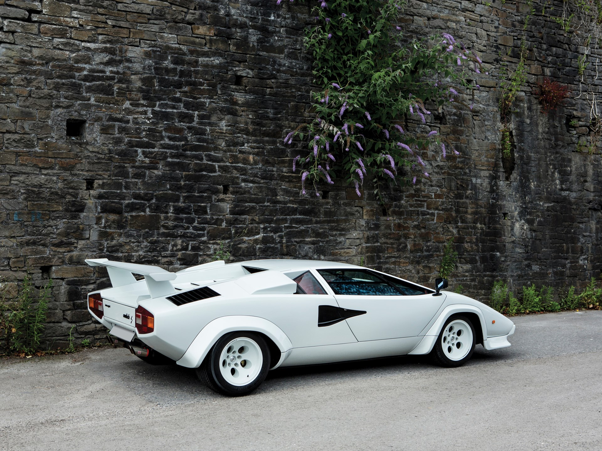 Rm Sotheby S 1981 Lamborghini Countach Lp400 S Series Ii By