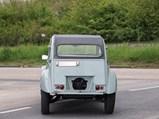 1963 Citroën 2CV 4×4 'Sahara'  - $
