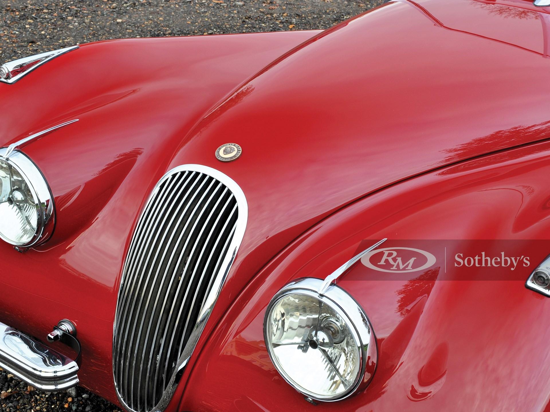 1949 Jaguar XK120 Alloy Roadster   Paris 2015   RM Sotheby's
