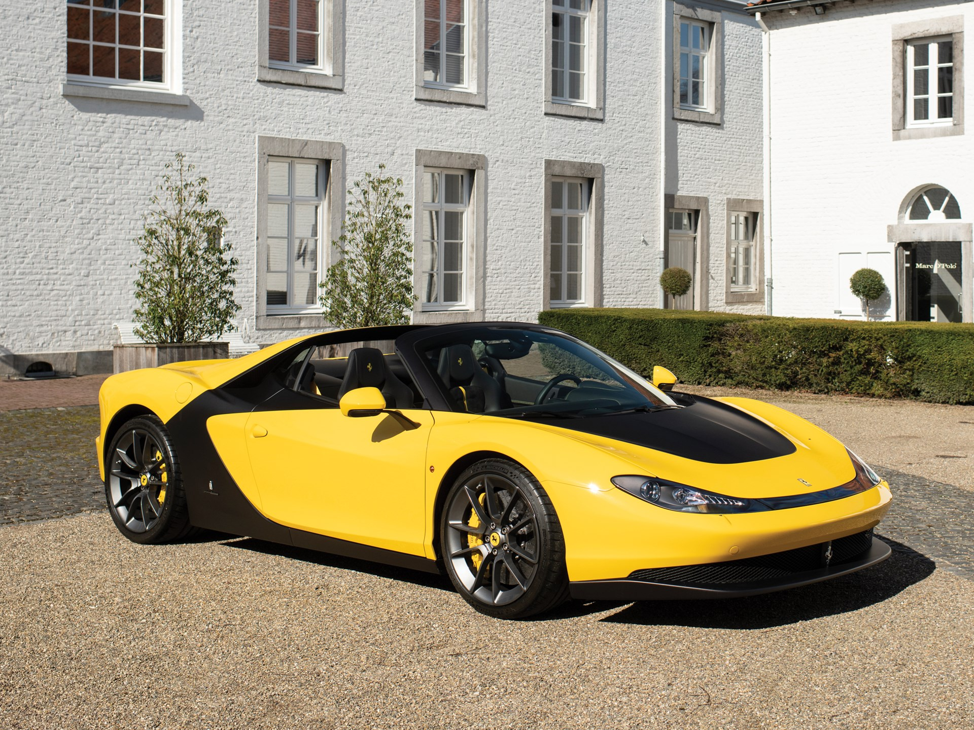 Ferrari Pininfarina Sergio For Sale Supercars Gallery