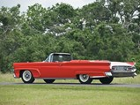 1958 Lincoln Continental Mark III Convertible  - $
