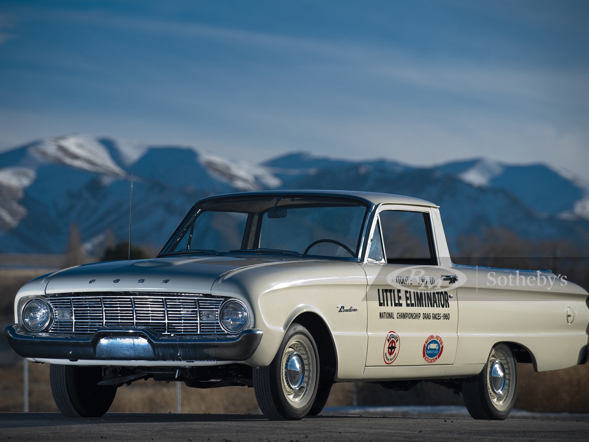 1960 Ford Falcon Ranchero Sport Pickup