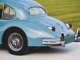 1955 Jaguar XK 140 MC Fixed Head Coupe  - $