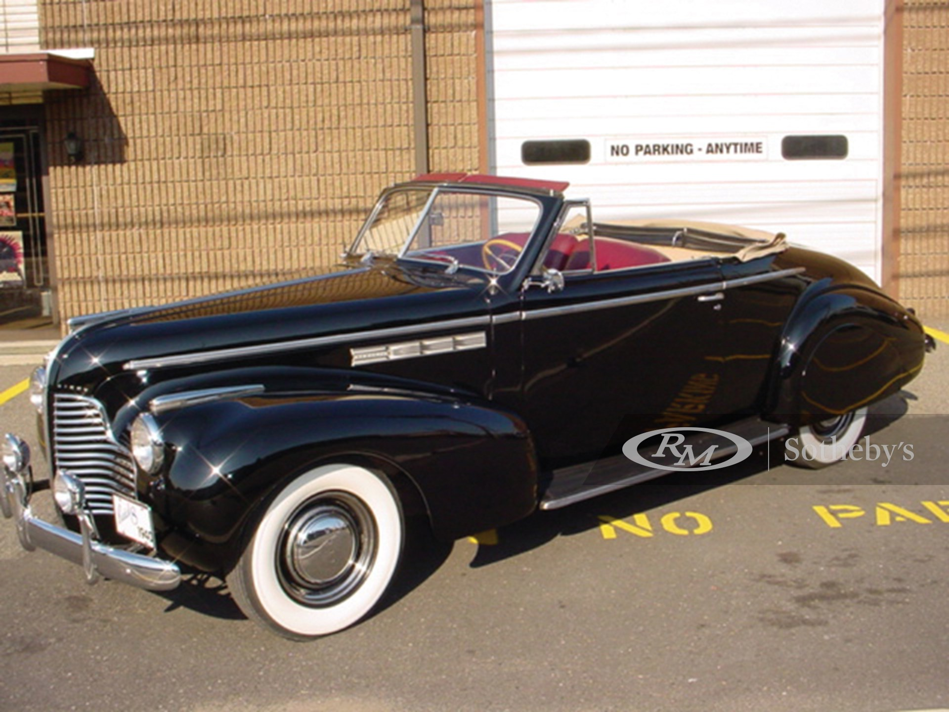 1940 Buick Special Convertible Coupe  -