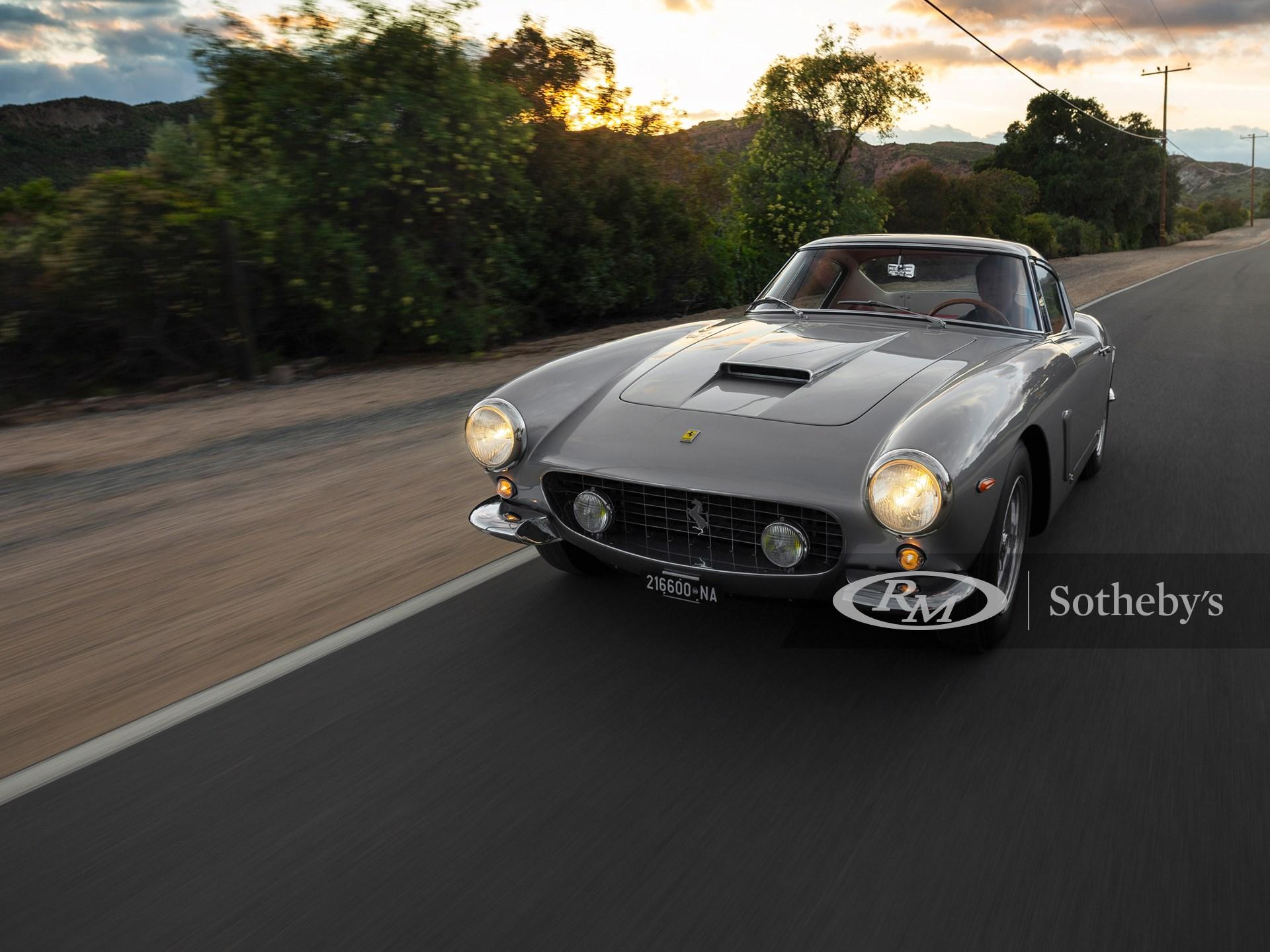 1962 Ferrari 250 GT SWB Berlinetta by Scaglietti -