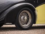 1937 Bugatti Type 57S Cabriolet by Vanvooren - $