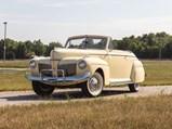 1941 Mercury Convertible  - $Photo: @vconceptsllc | Teddy Pieper