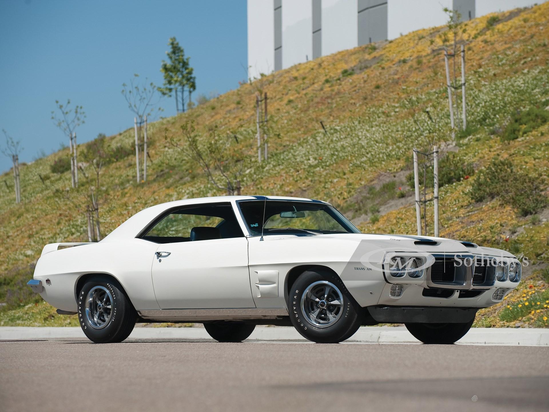 1969 Pontiac Firebird Trans Am Coupe