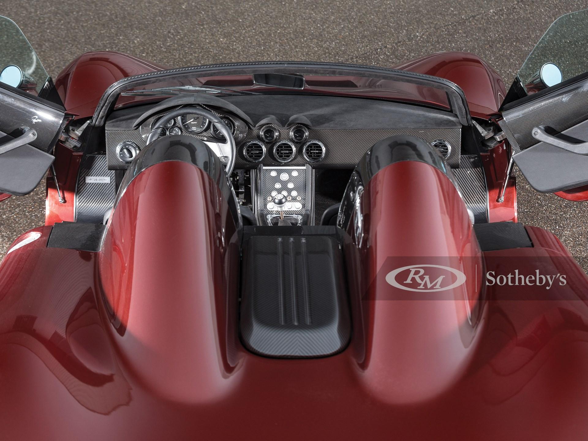 2005 Magnate P708 Barchetta  -