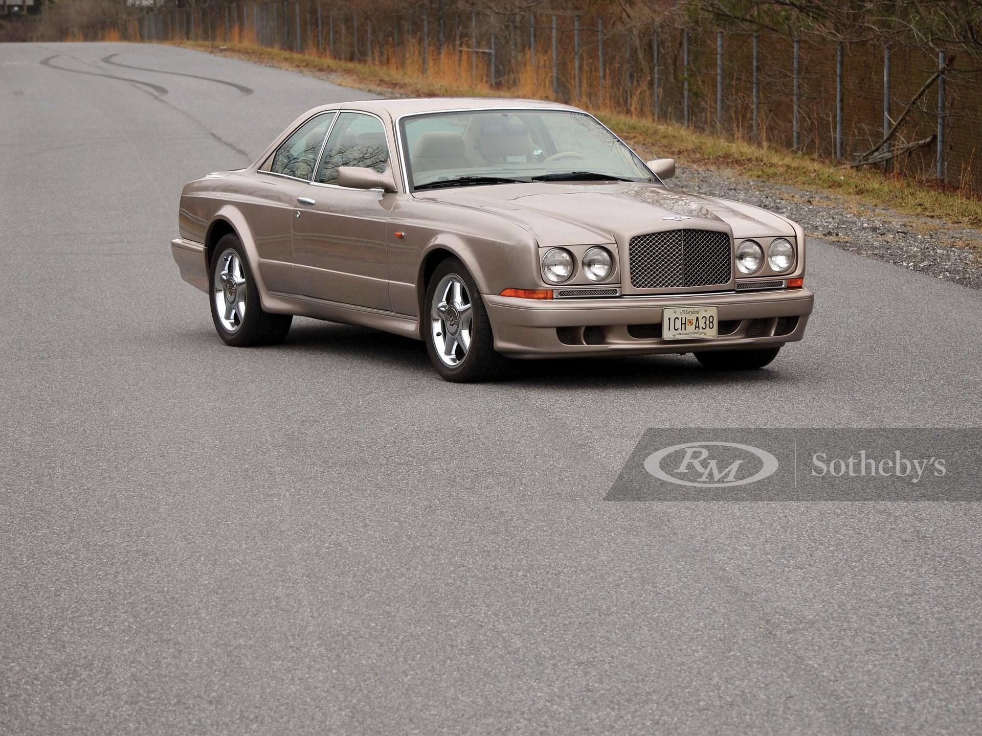 1998 Bentley Continental T 'Wide-Body'