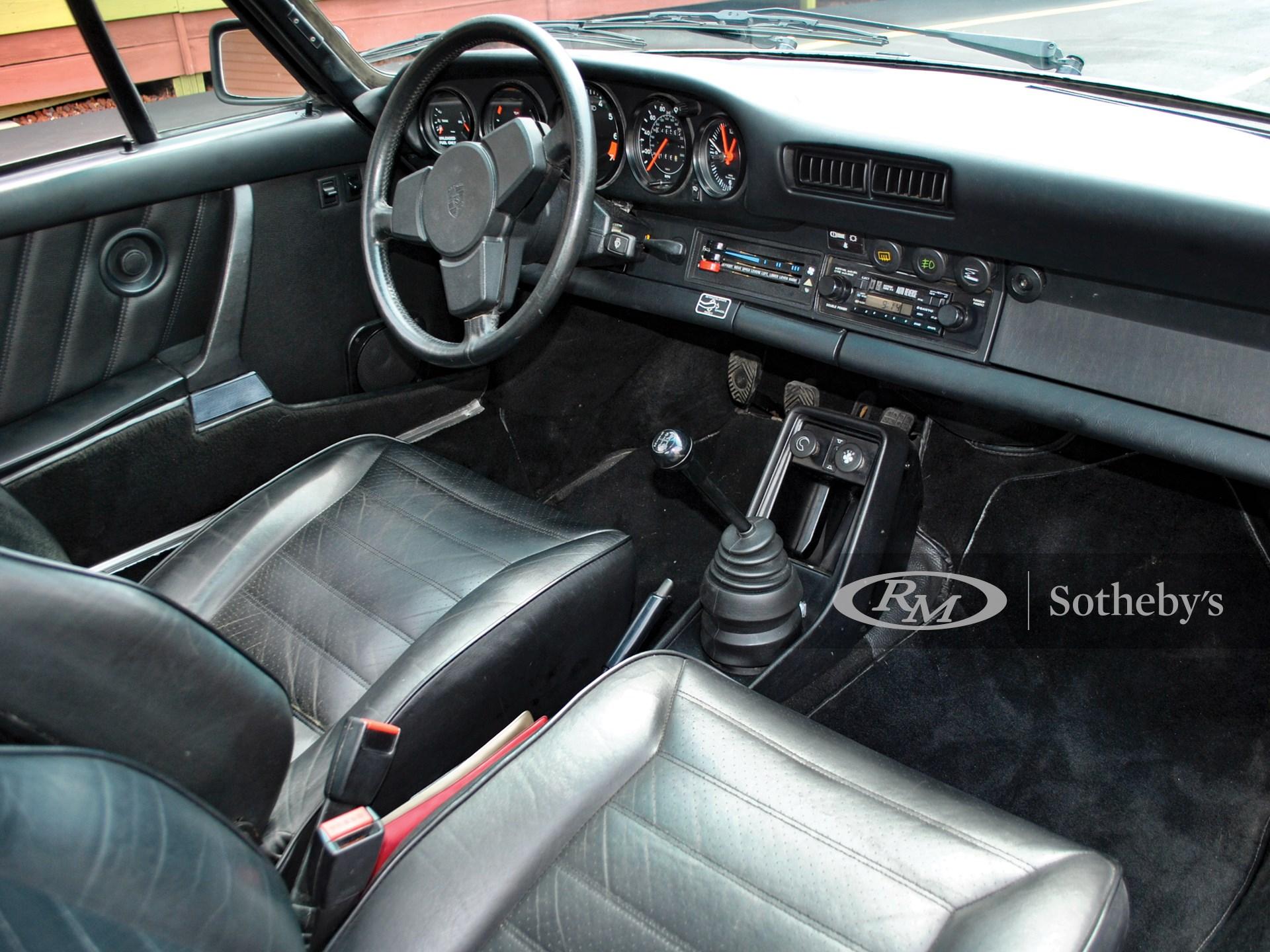 1984 Porsche 911 Coupe  -