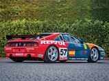1994 Ferrari 348 GT/C LM  - $1/50, f 3.2, iso200 with a {lens type} at 98 mm on a Canon EOS-1D Mark IV.  Photo: Cymon Taylor
