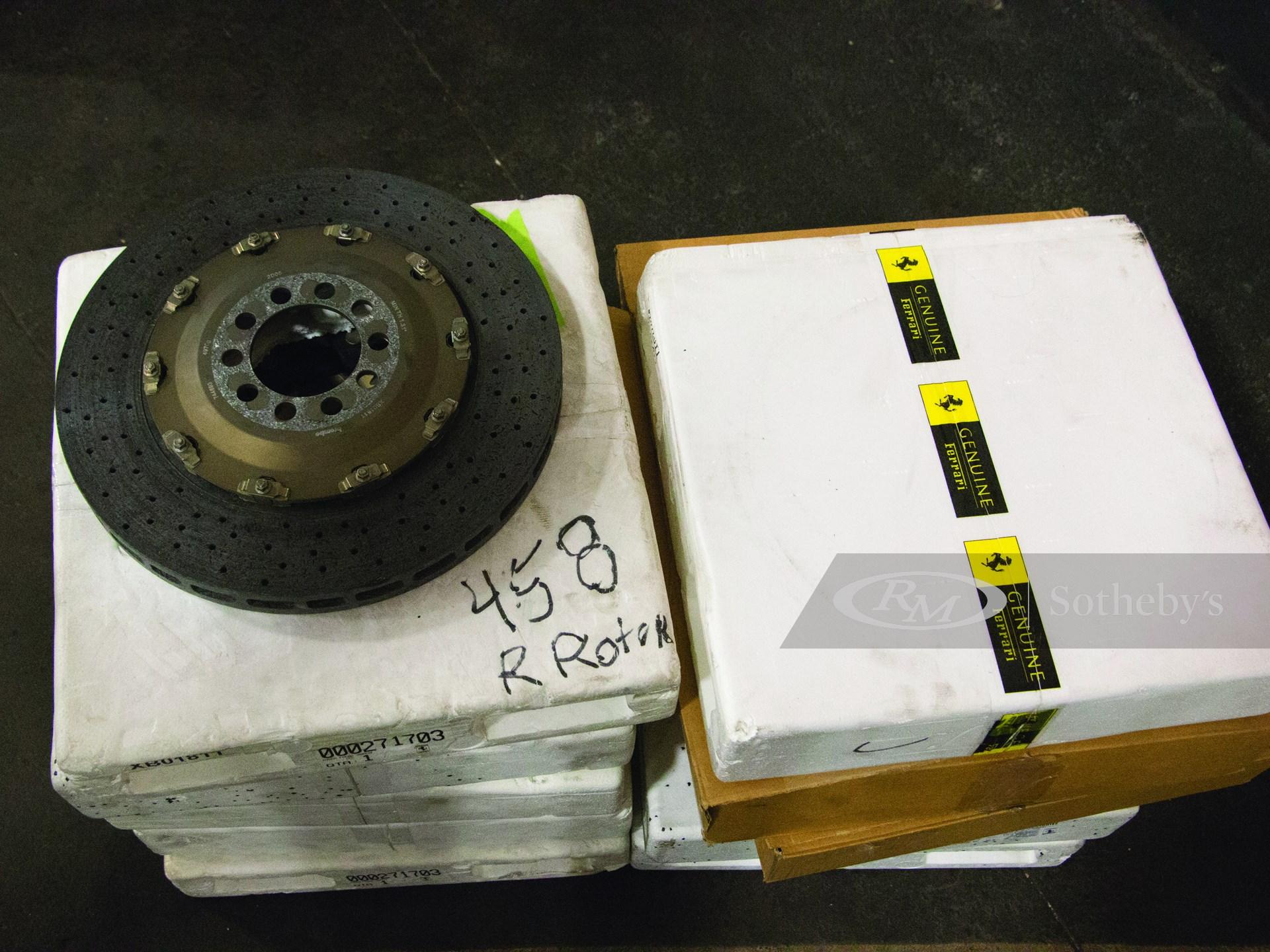 Carbon Brake Rotors -