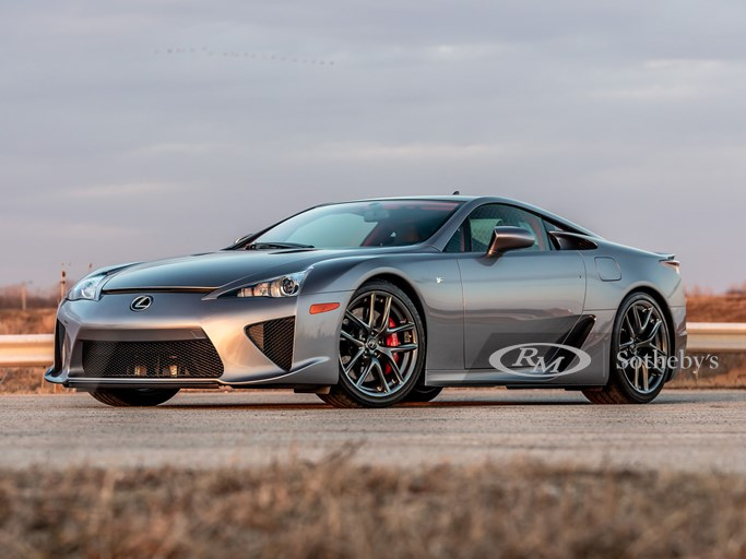 2012 Lexus LFA | Photo: Teddy Pieper - @vconceptsllc
