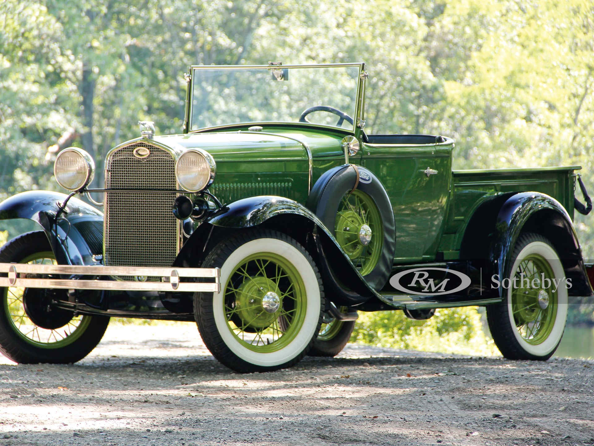 1931 Ford Model A Roadster Pickup Truck Hershey 2012 Rm Auctions