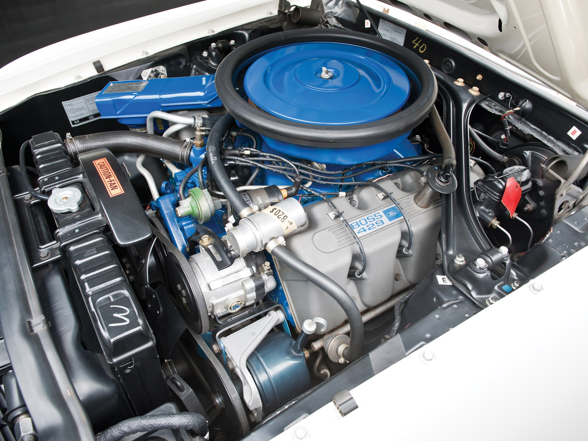 RM Sotheby's - 1969 Ford Mustang Boss 429 | The Don Davis Collection