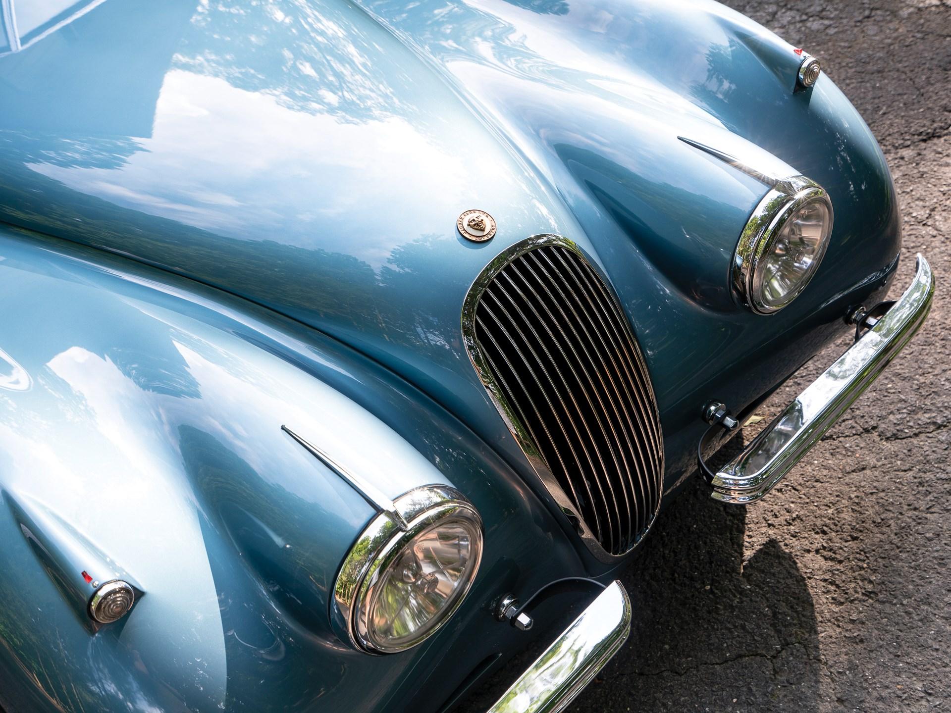 1951 Jaguar XK 120 Fixed Head Coupe