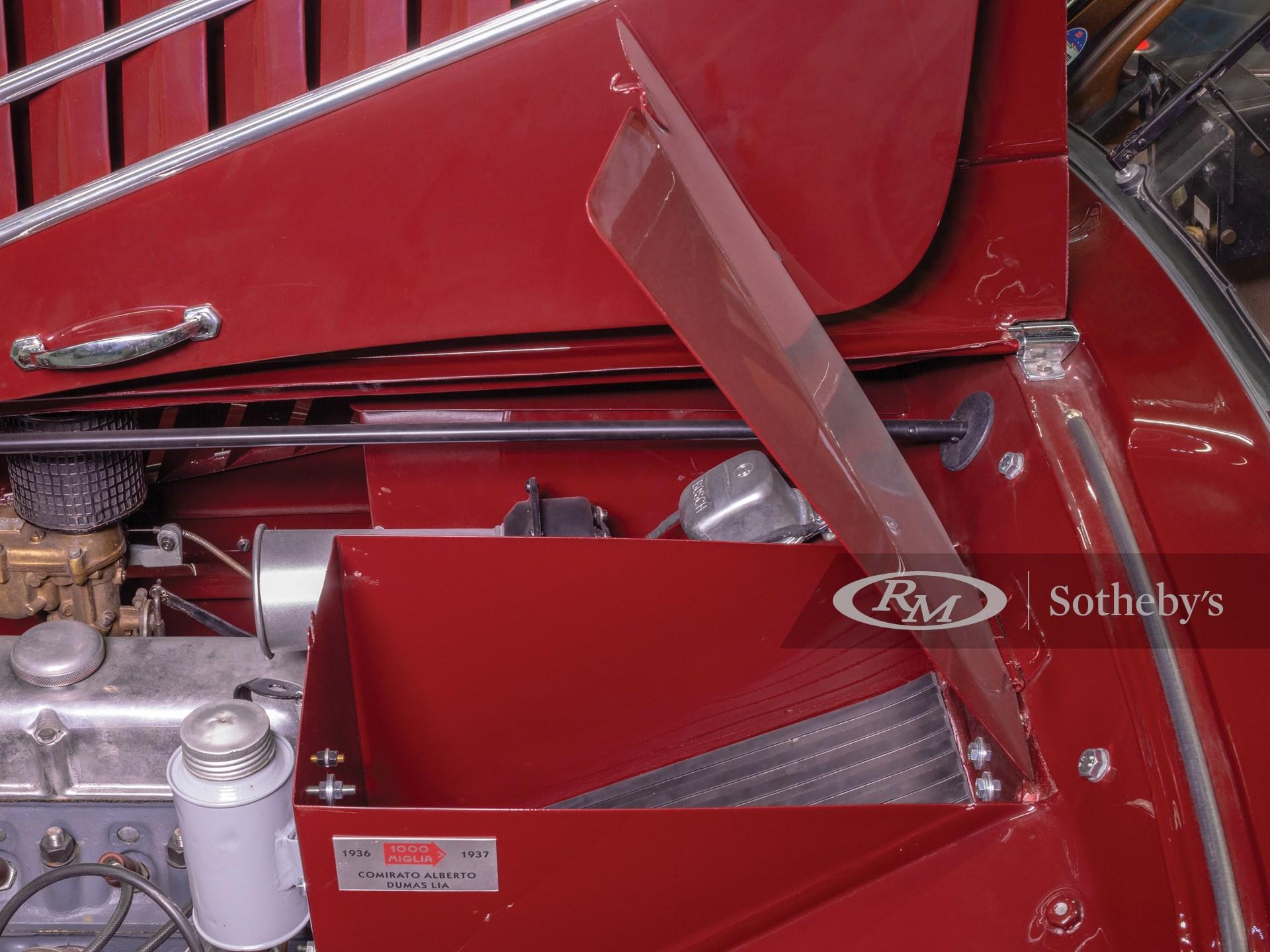 1935 Fiat 508 CS 'Balilla' Berlinetta Aerodinamica  -