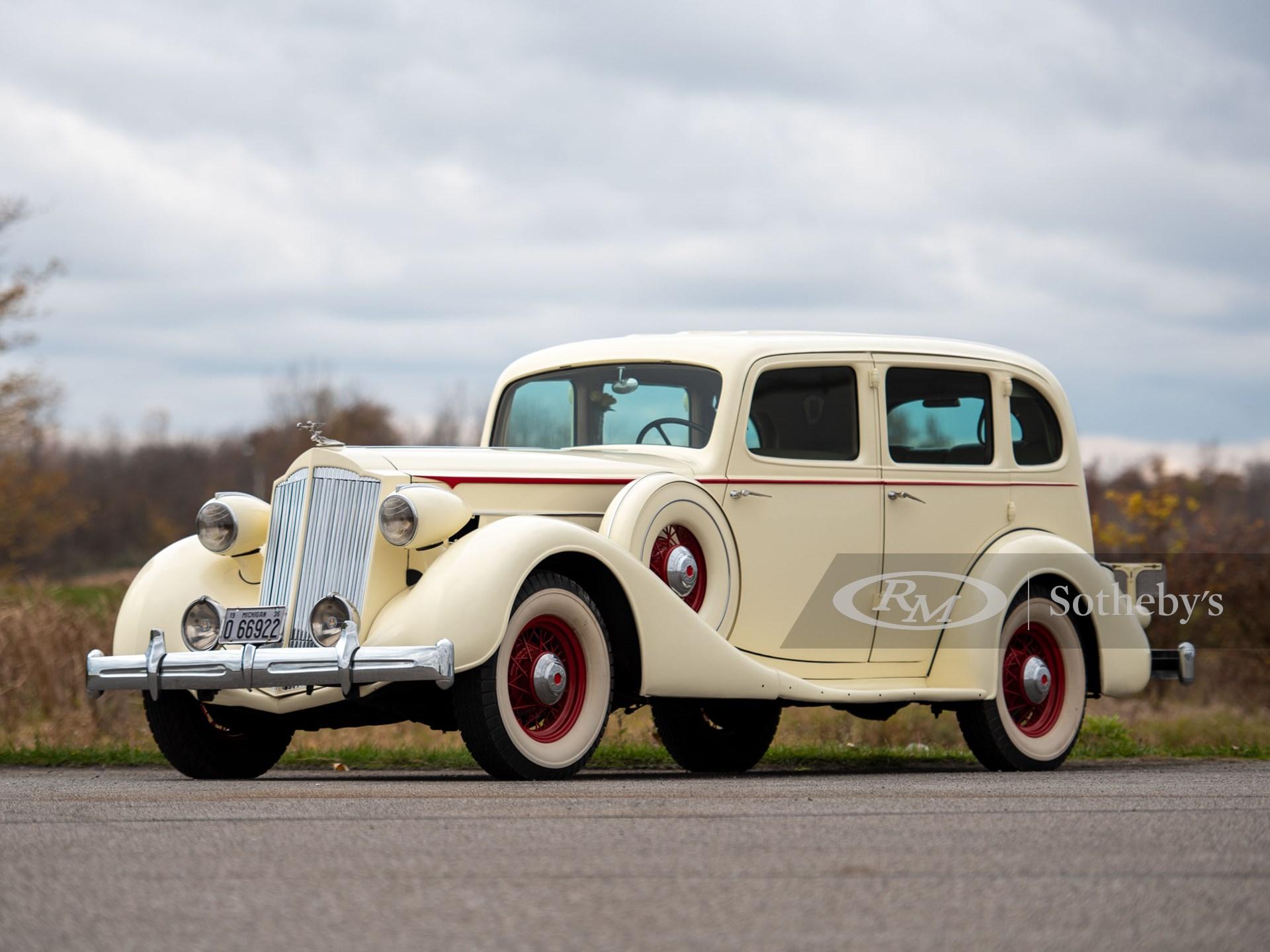1936 Packard Eight Sedan