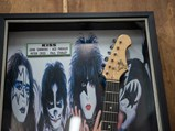 Kiss Signed Guitar - $