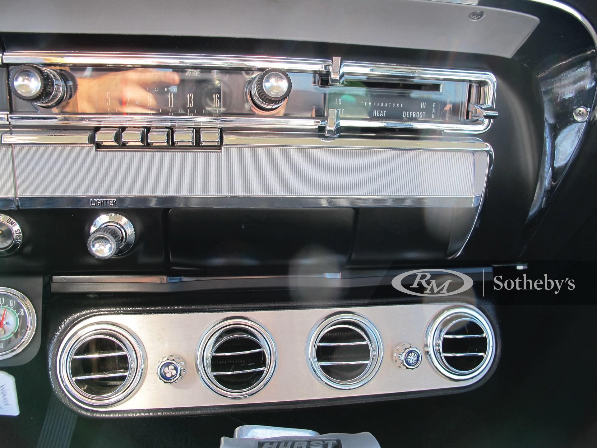 1965 Ford Fairlane Custom  -