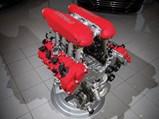 Ferrari 458 Italia Engine with Stand - $