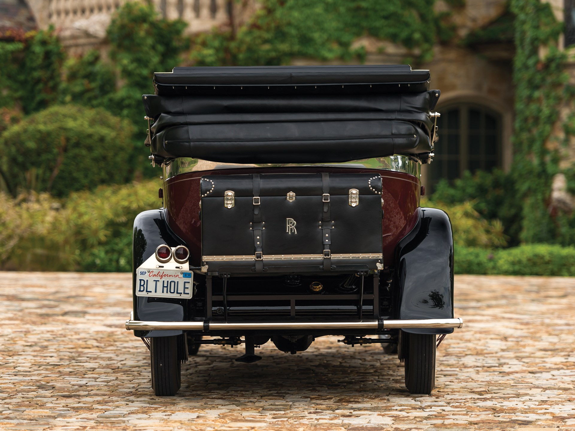 1923 Rolls-Royce Silver Ghost Salamanca by Rolls-Royce Custom Coach Work