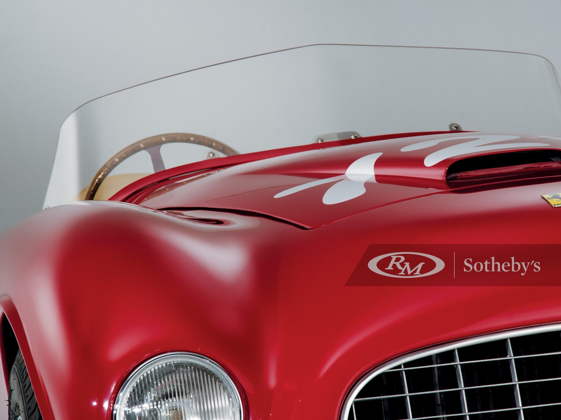1948 Ferrari 166 Inter Spyder Corsa by Carrozzeria Fontana -