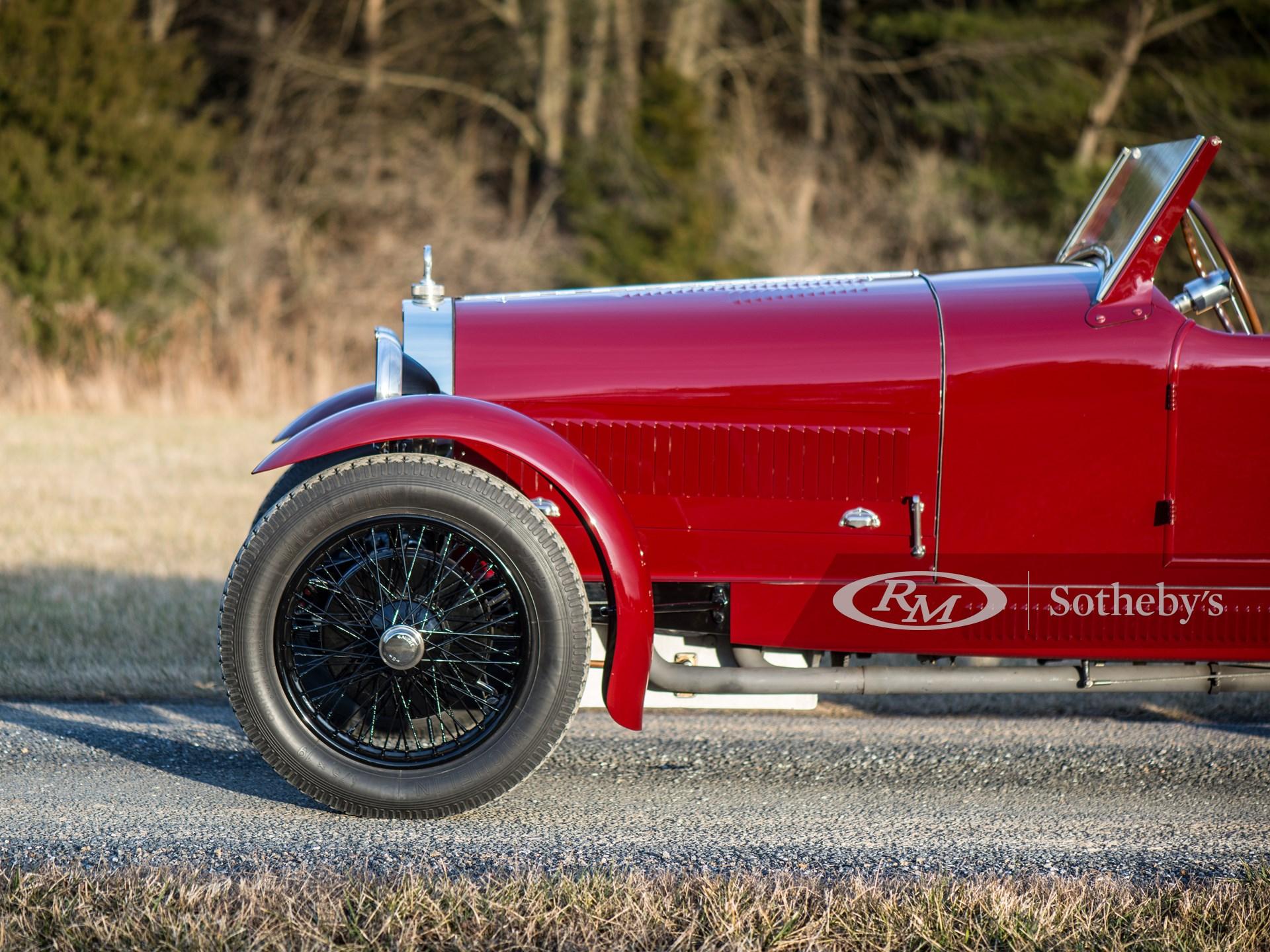 1927 Bugatti Type 38A Grand Sport  -