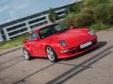 1998 Porsche 911 Turbo S  - $