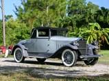 1928 Pierce-Arrow Model 81 Rumble Seat Convertible Coupe  - $