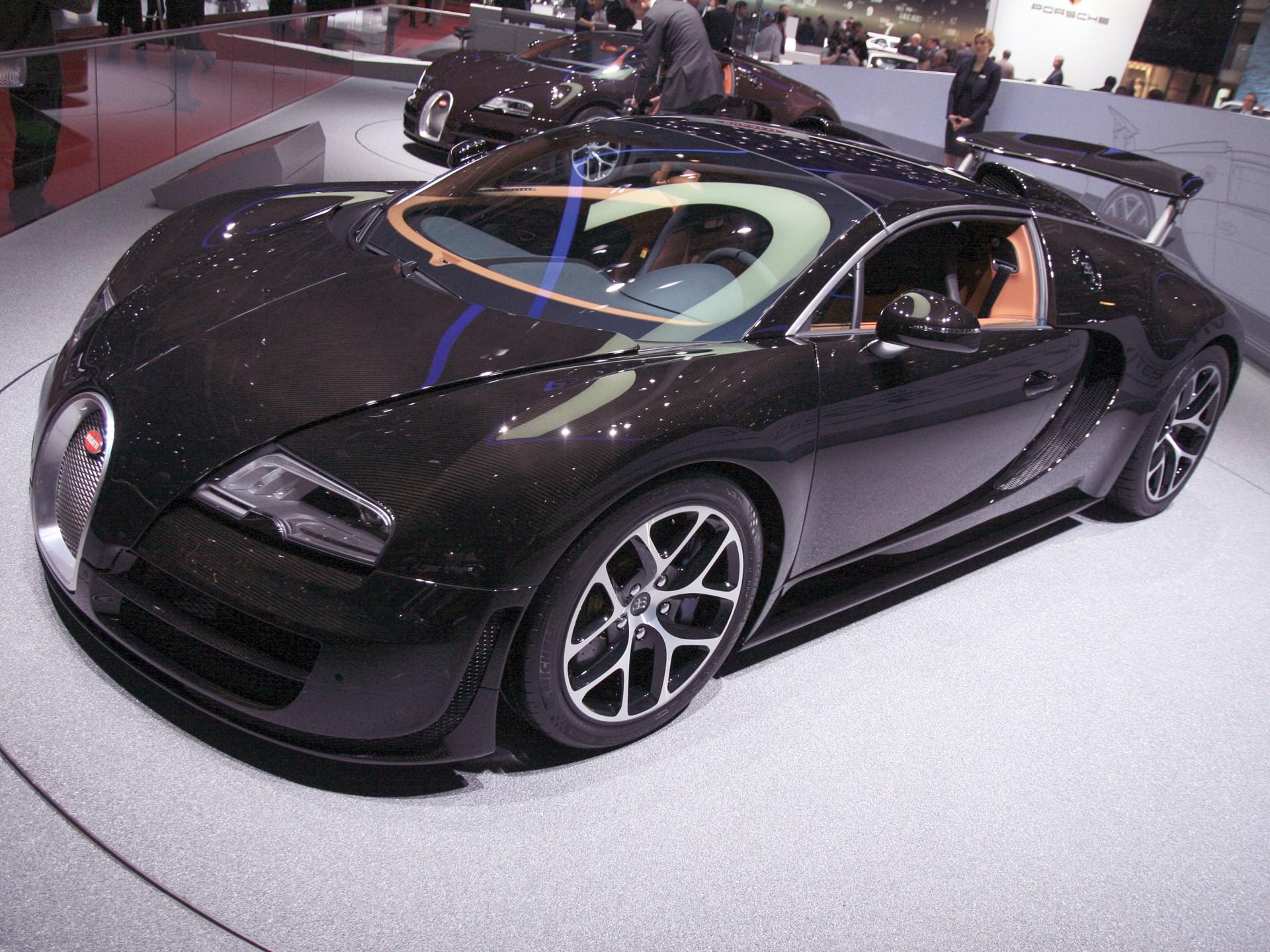 On display at the 2013 Geneva Motor Show.