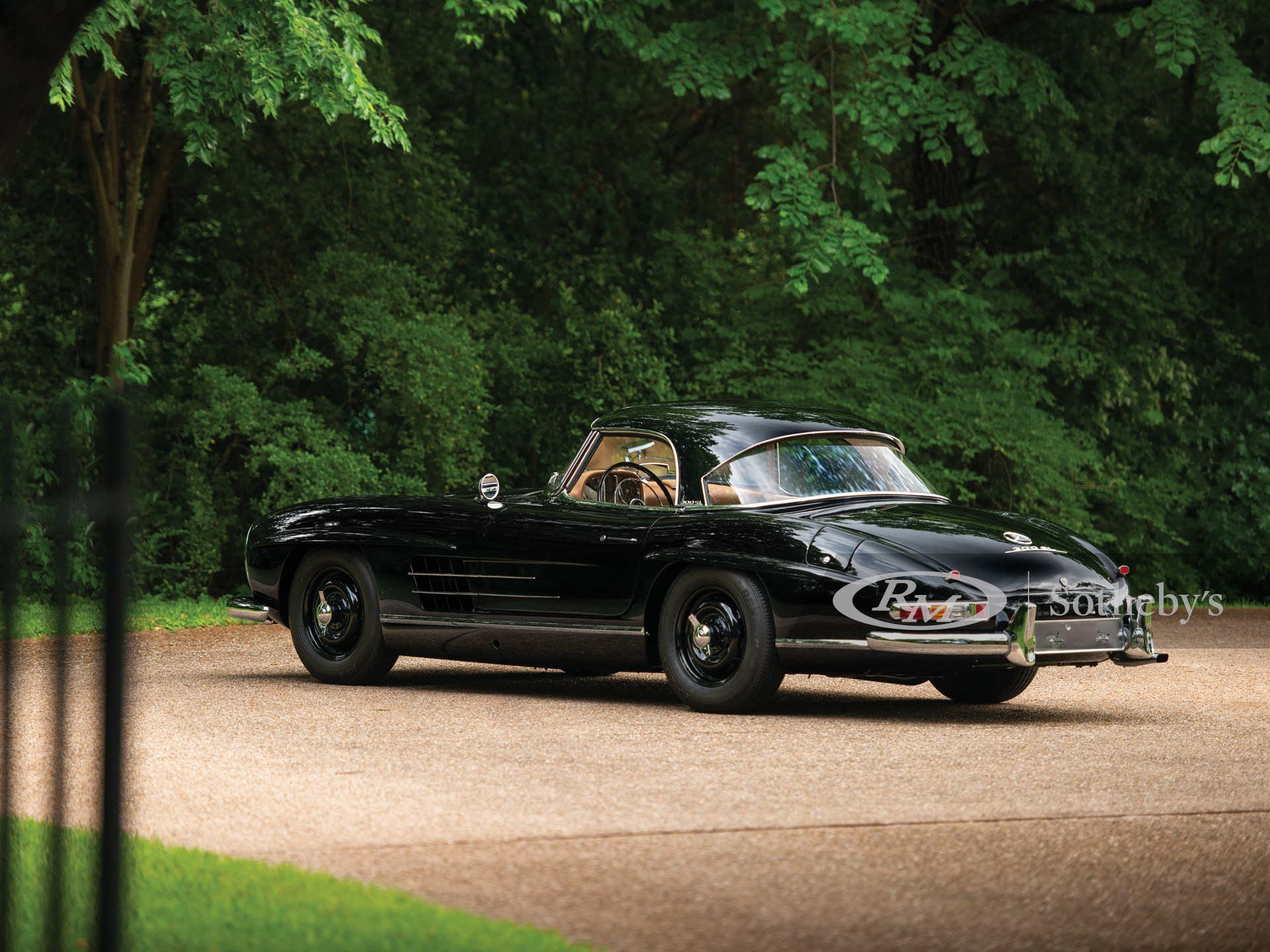 1961 Mercedes-Benz 300 SL Roadster  -