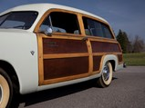 1951 Ford V-8 Custom DeLuxe Country Squire  - $