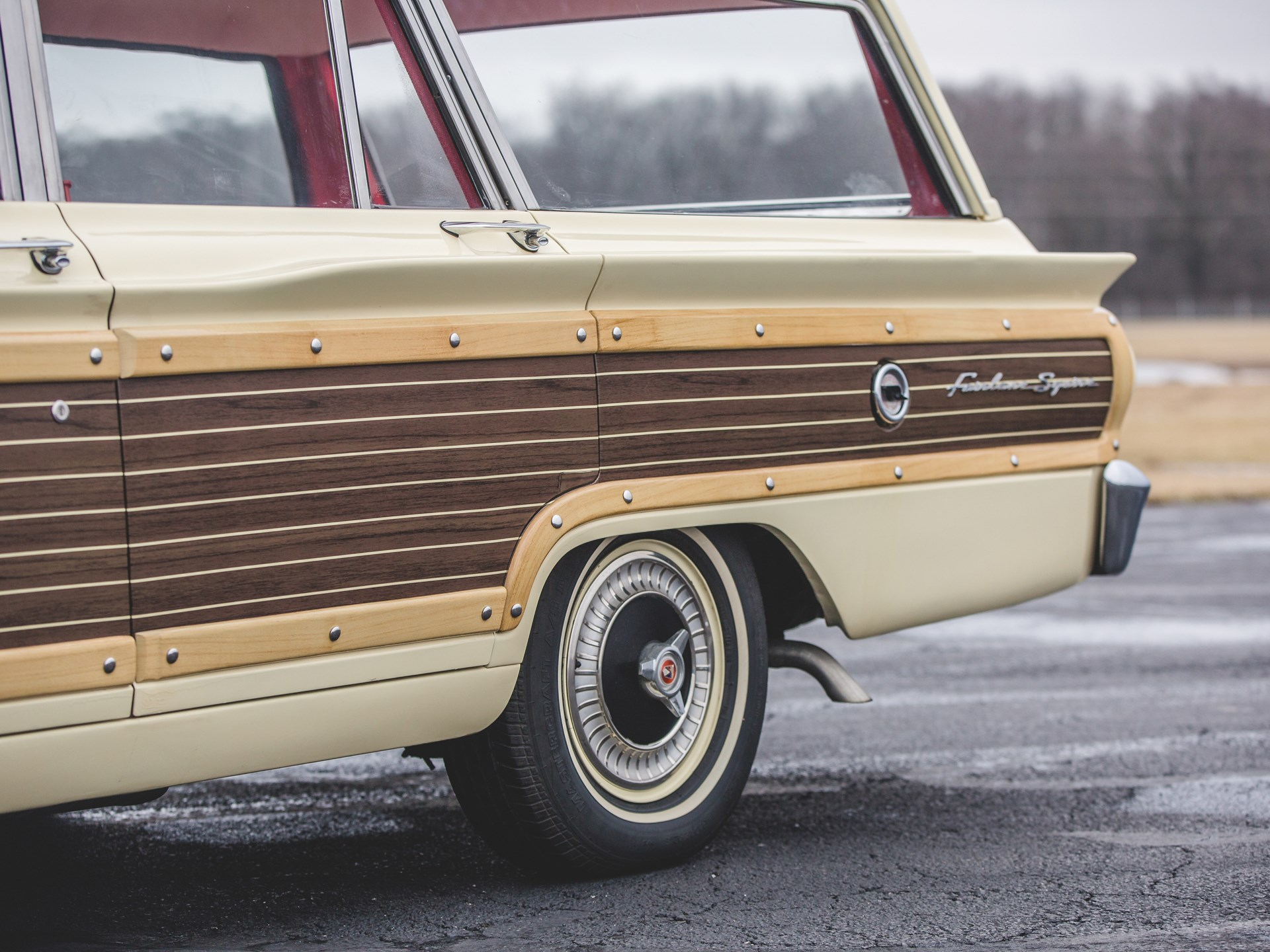 RM Sotheby's - 1963 Ford Fairlane 500 Squire   Auburn Spring