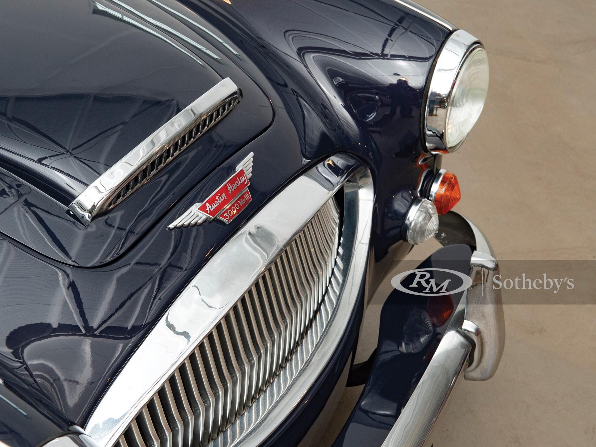 1965 Austin-Healey 3000 Mk III BJ8  -