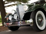 1933 Packard Twelve Convertible Coupe  - $