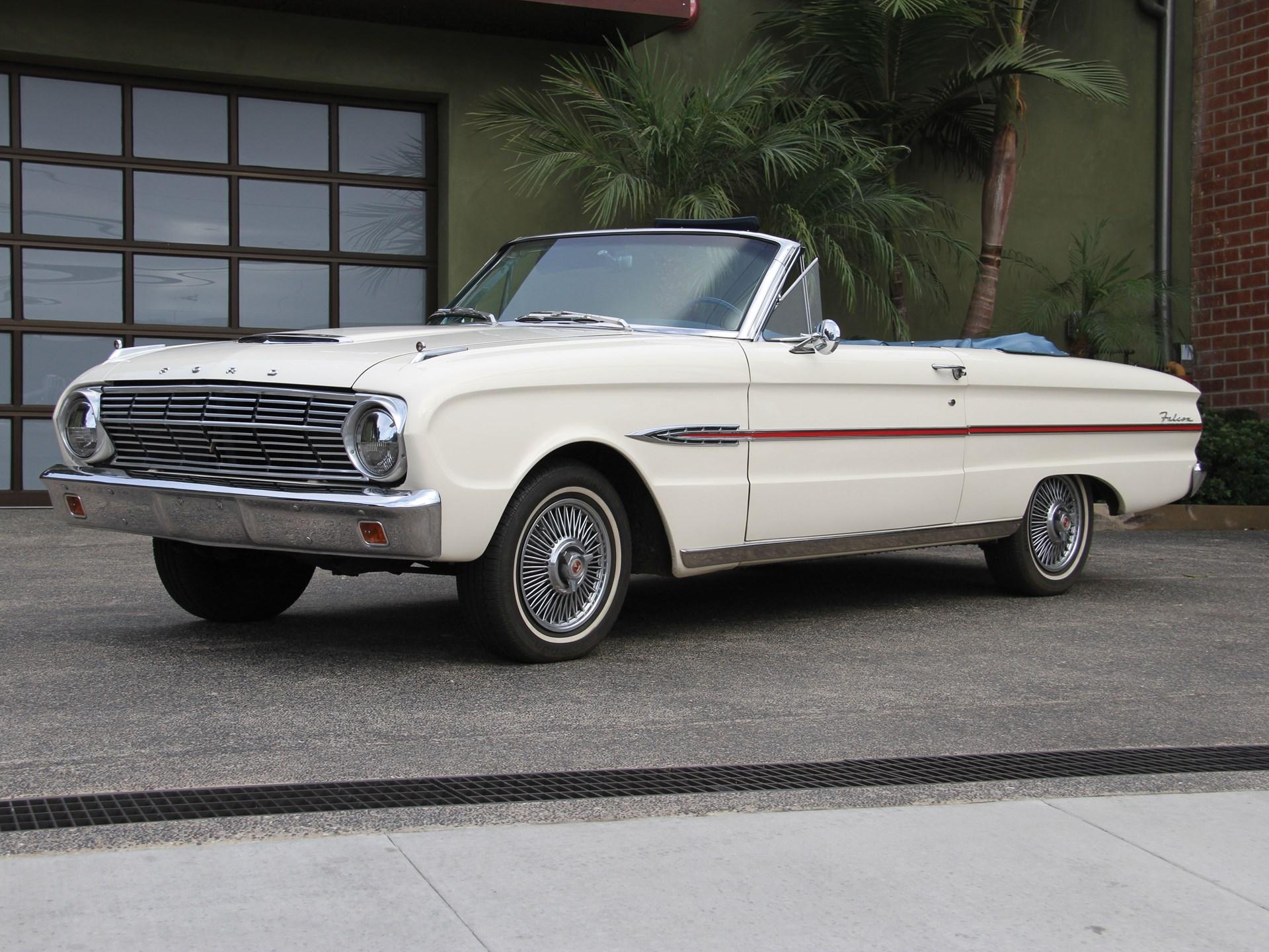 RM Sotheby's - 1963 Ford Falcon Futura | California 2013