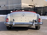 1956 Mercedes-Benz 190 SL  - $