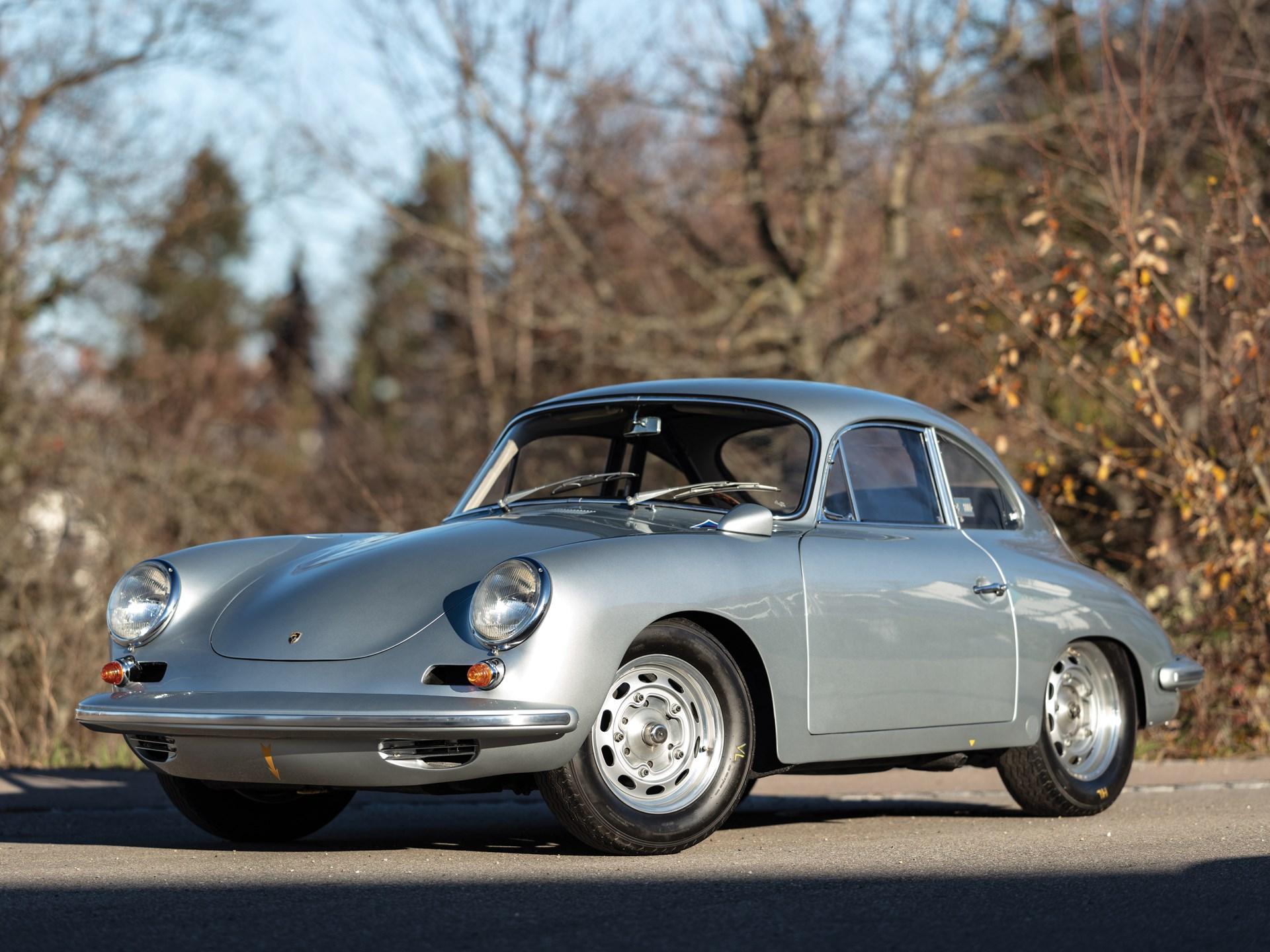 Rm Sothebys 1962 Porsche 356 B Carrera 2 Coupé By Reutter