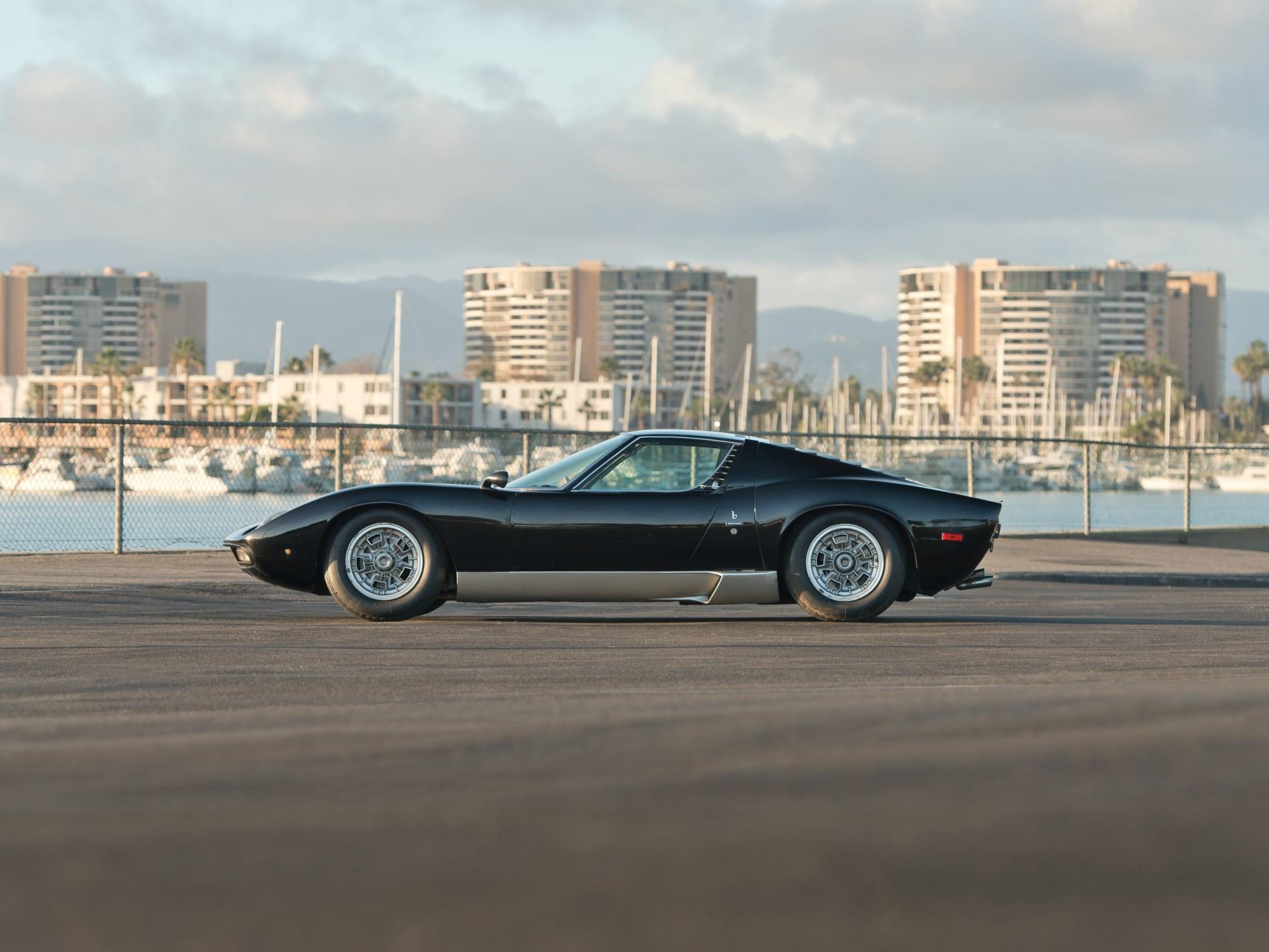 Rm Sotheby S 1970 Lamborghini Miura P400s By Bertone Arizona 2015