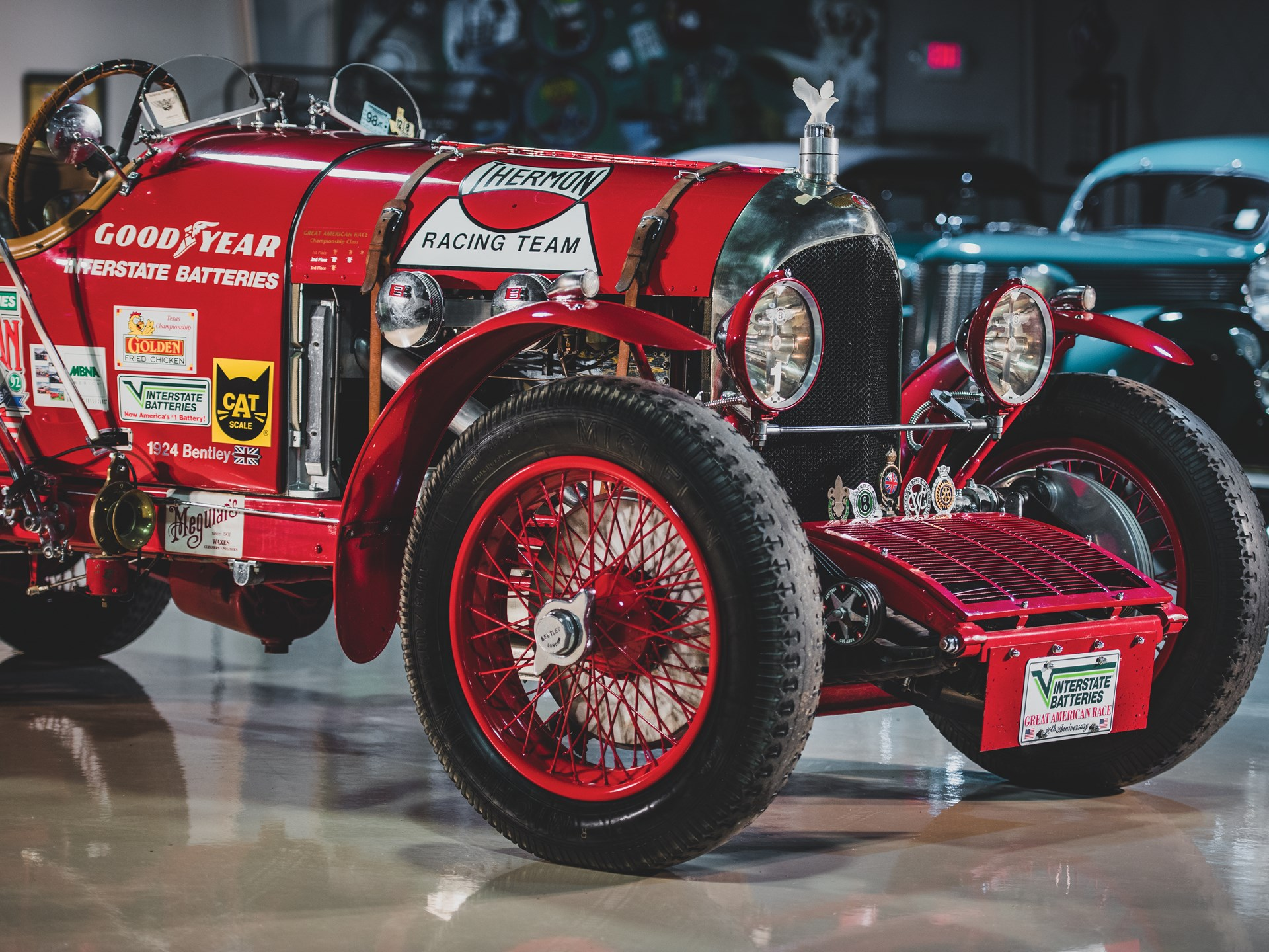 1924 Bentley 3-Litre Sports Two-Seater
